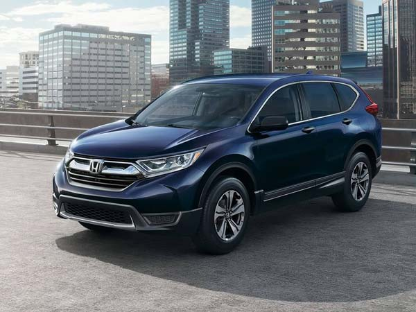 Honda Cr V Diesel India Launch Confirmed