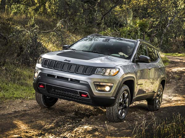 Jeep Compass Trailhawk Production India