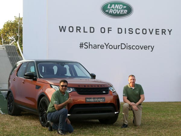 Land Rover Discovery Launched In India Launch Price Specifications Features Images