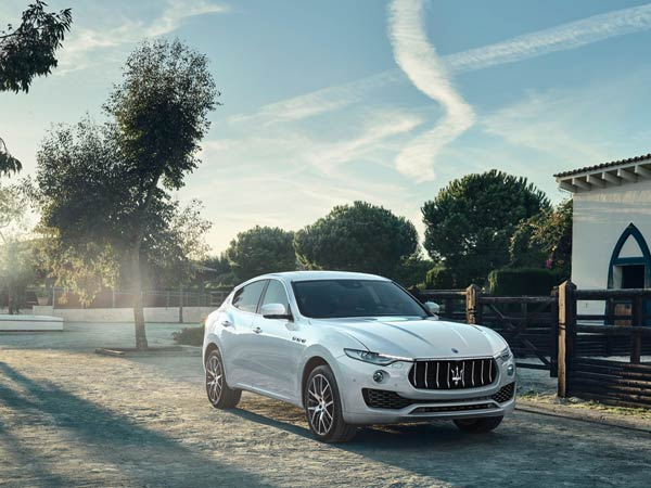 Maserati Levante India Launch Details Revealed