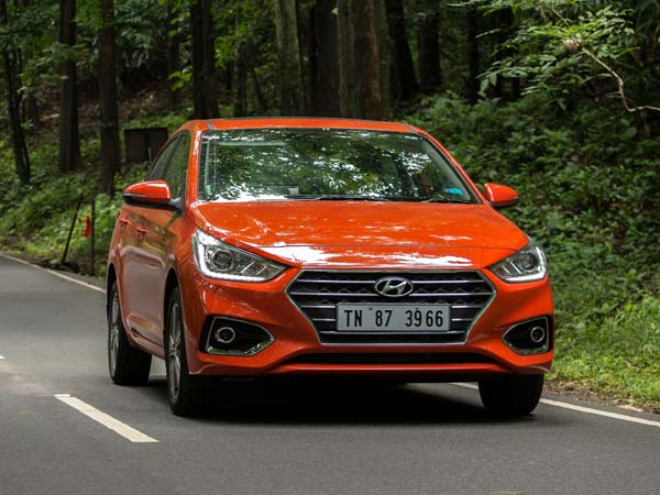 New Hyundai Verna Bags Record Export Order Middle East