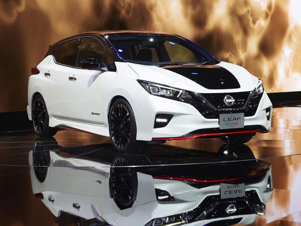 Nissan Leaf Nismo Concept Revealed Nmc1