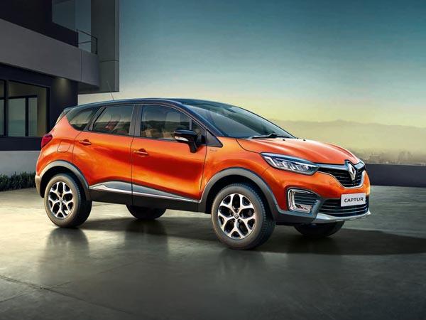 Renault Captur India Launch November