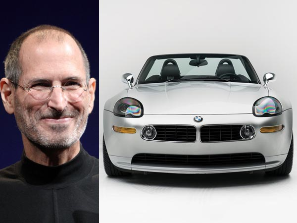 Steve Jobs Bmw Z8 Up For Auction