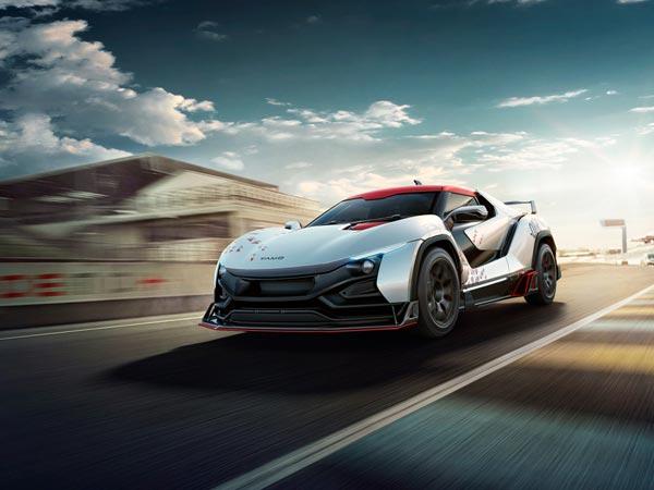 Tata Motors Tamo Racemo Wins German Design Award