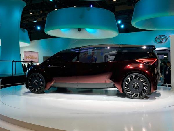 Toyota Fine Comfort Ride Revealed