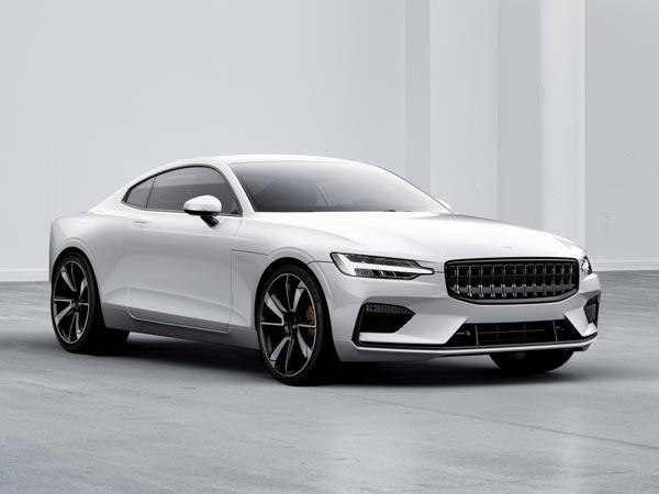 Volvo Reveals Polestar 1 Coupe