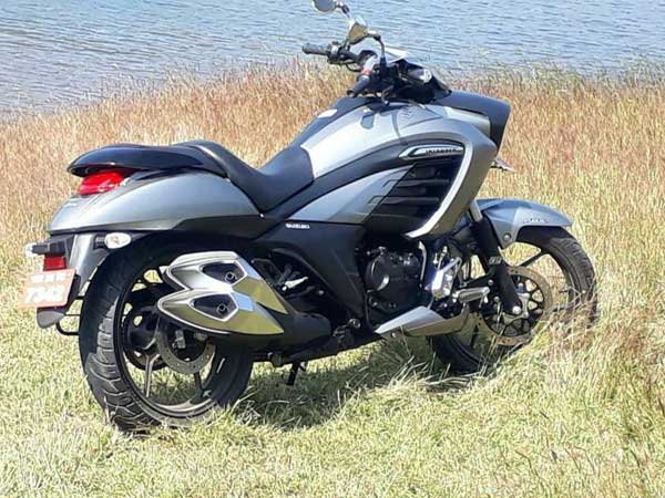 Suzuki Intruder 150 Clear Images Reveals Design And Other
