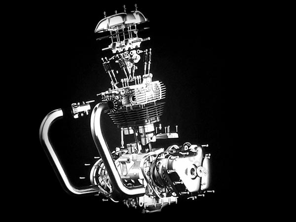Official: Royal Enfield 650cc Engine Revealed Ahead Of EICMA