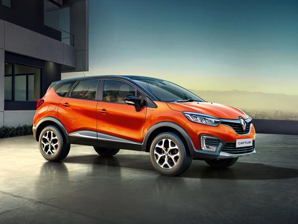 Renault Captur Launched At Rs 9.99 Lakhs In India