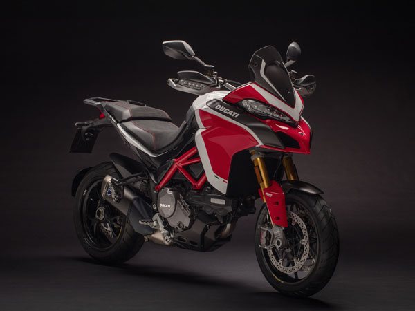 2018 Ducati Multistrada 1260 Revealed Ahead Of EICMA