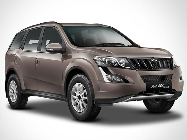 Mahindra XUV500 Petrol India Launch Details