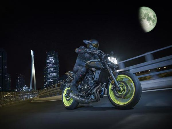EICMA 2017: Yamaha MT-07 Revealed
