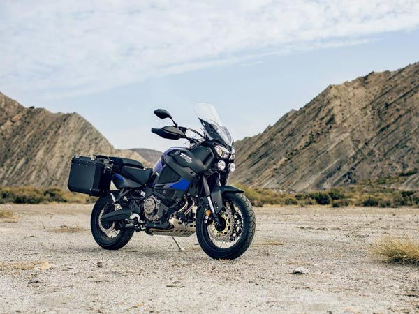 EICMA 2017: Yamaha XT 1200ZE Super Tenere Raid Edition Revealed