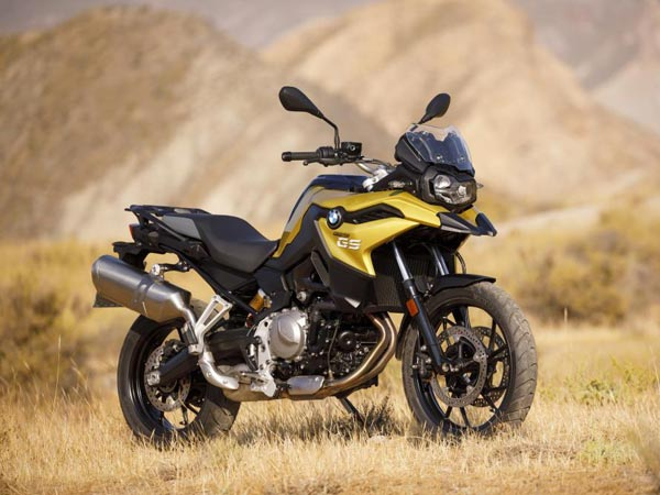 EICMA 2017: BMW F750 GS And F850 GS Revealed