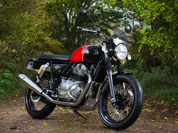 Royal Enfield Interceptor 650 Revealed