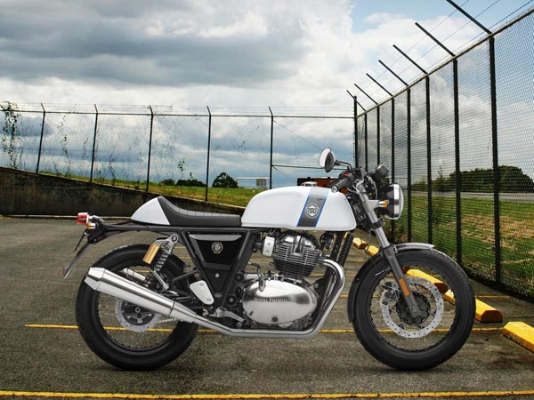 Eicma 2017 Royal Enfield Continental Gt 650 Revealed Drivespark News