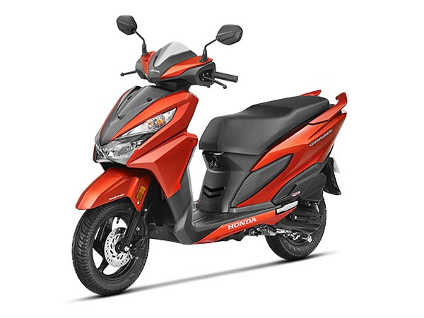 Honda launches 125 cc Grazia scooter