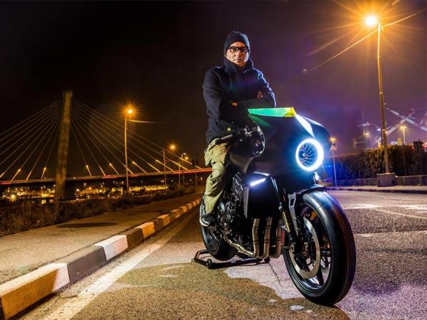 EICMA 2017: Honda CB4 Interceptor Concept Revealed