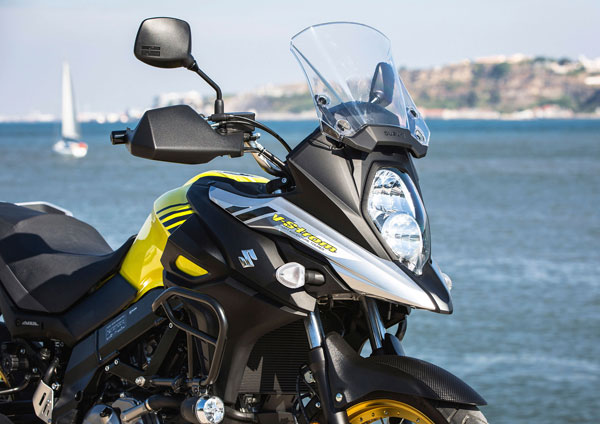 Suzuki To Launch Locally-Assembled V-Strom 650 In India