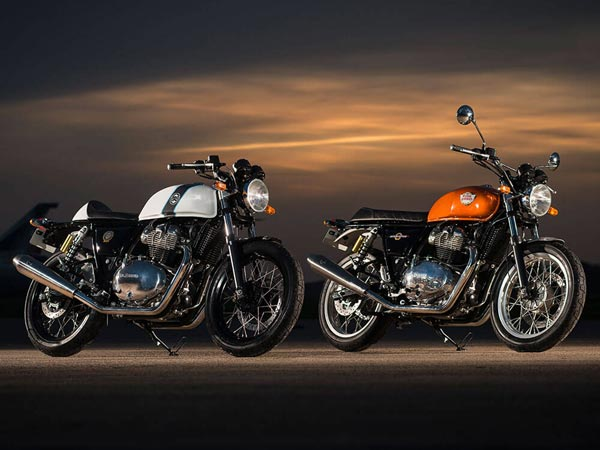 Report: Royal Enfield Developing Three New Platforms