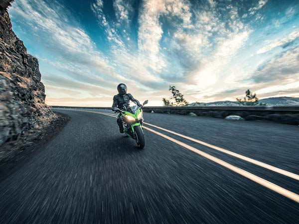 Kawasaki Ninja 650 is available in the market and it
