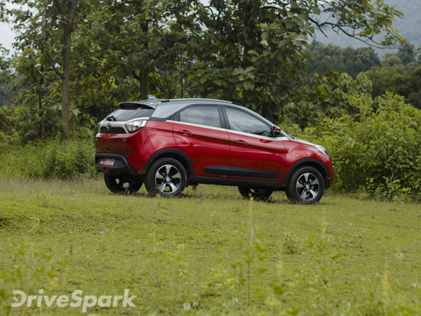 Tata Nexon AMT: More Details Revealed Ahead of Launch
