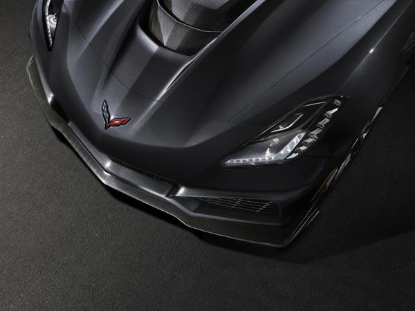2019 Chevrolet Corvette ZR1 Revealed Boasts Of 754Bhp