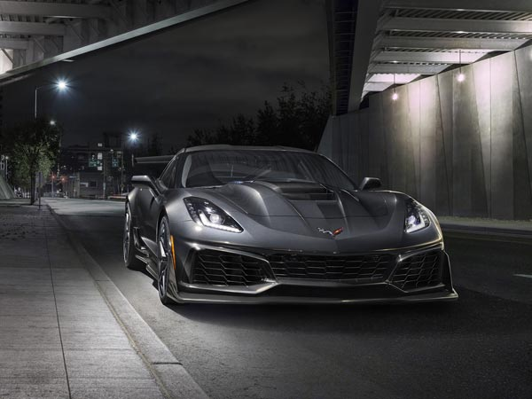 2019 Chevrolet Corvette ZR1 Revealed; Boasts Of 754Bhp
