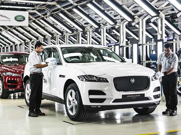 Jaguar F-Pace Launched In India; Launch Price, Specifications, Features & Images