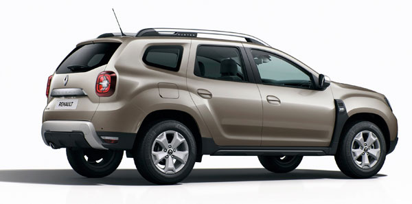 2018 renault duster revealed specifications features for Dacia duster specifications