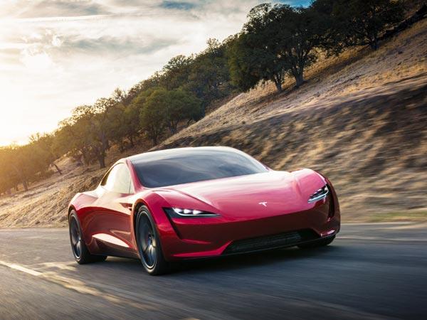 Tesla Roadster Revealed