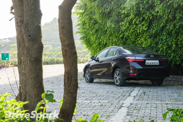 2017 Toyota Corolla Altis: First Drive Review