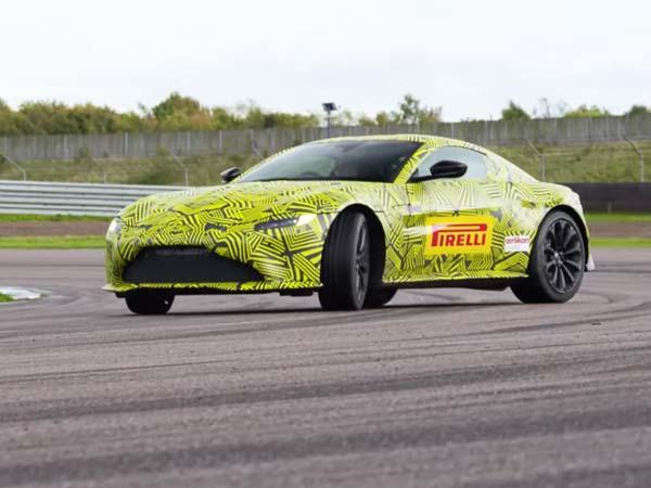 2018 Aston Martin Vantage To Get Over 500bhp