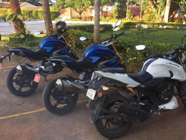 W superbly BMW G 310 R Fully Revealed In India For The First Time DS58