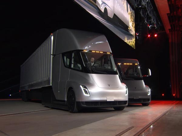 Tesla Battery Cost >> Tesla 'Semi' Electric Truck Prices Start At $150,000 - DriveSpark News