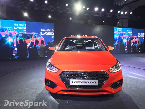 Hyundai Verna Top Variant Most Preferred Among Car Buyers In India
