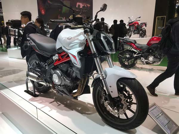 Benelli 302S To Replace TNT 300
