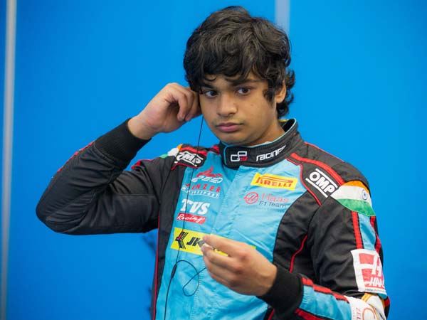 Abu Dhabi GP3: Arjun Maini Scores Podium In Season Finale