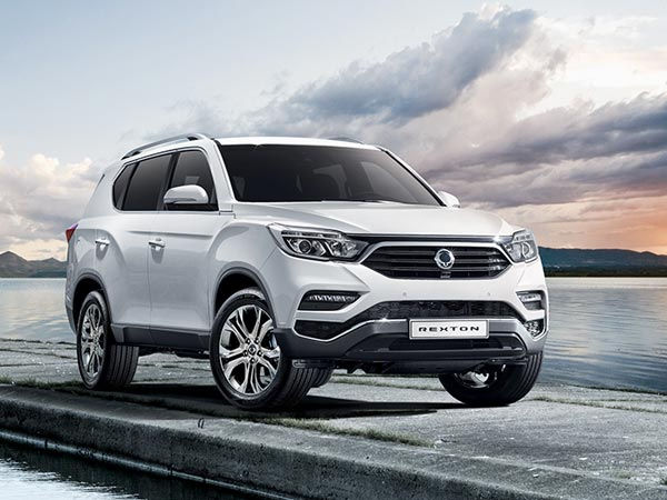 Mahindra Plans To Enter The Us Car Market With Ssangyong Suvs
