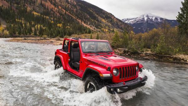 2017 Los Angeles Auto Show: Jeep Wrangler Revealed