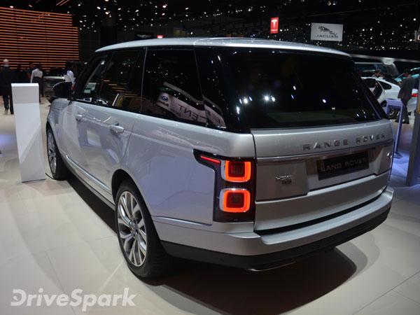 2017 los angeles auto show range rover p400e plug in hybrid revealed drivespark news. Black Bedroom Furniture Sets. Home Design Ideas