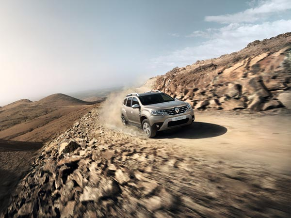 All-New Renault Duster Revealed — Muscular & More Capable