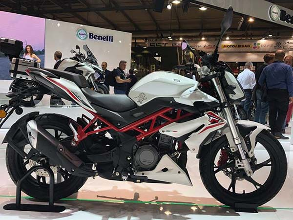 EICMA 2017: Benelli TNT 200 Revealed; To Rival KTM Duke 200