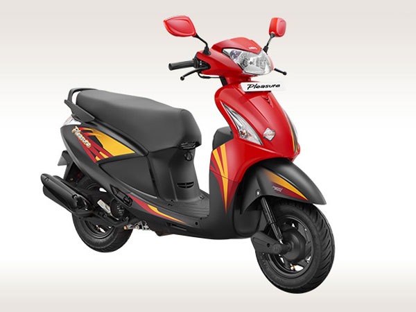 Hero MotoCorp To Launch 125cc Scooter In India; To Rival Yamaha Fascino