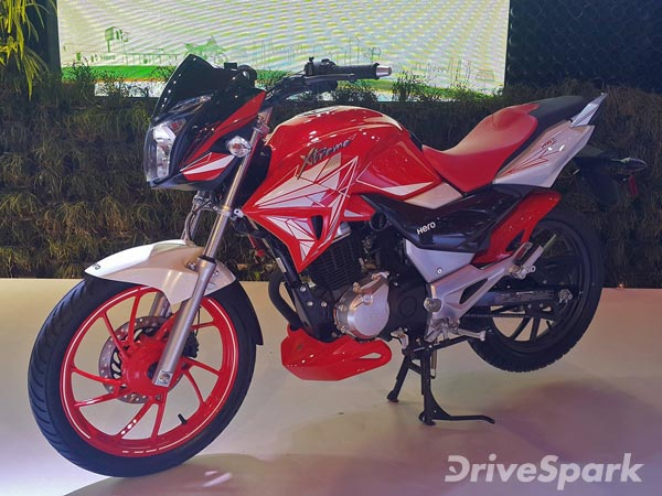 Hero Xtreme 200S India Debut Date Revealed