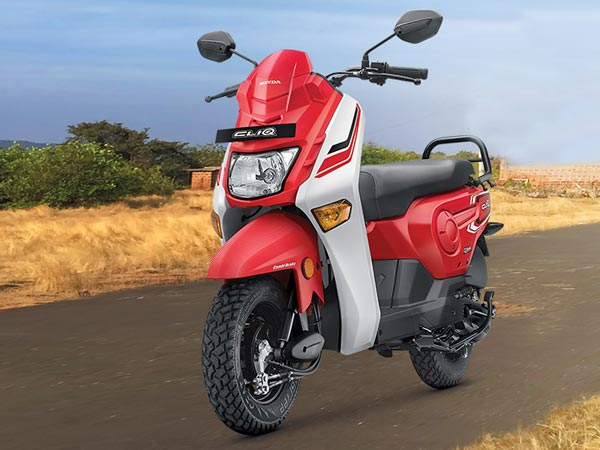Honda Cliq — What Makes It Click In The Indian Market