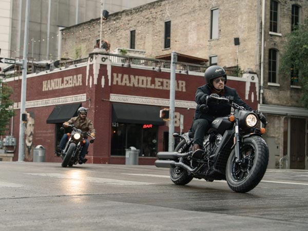 Indian Scout Bobber To Be Launched In India