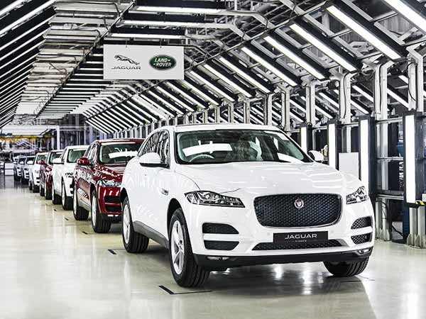 Jaguar F Pace Launched In India Launch Price Specifications Features Images