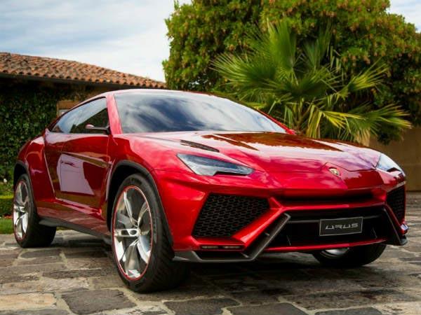 Lamborghini Urus SUV Teased Ahead Of Reveal